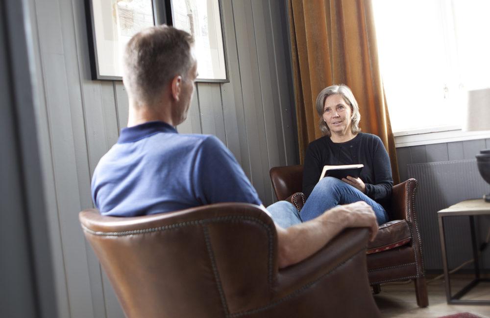Behandlingsforløpet steg for steg hos Snøhetta Terapi